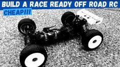 RC Racing at the Highest Level on a Budget | Budget Race RC Car Build $150 | Tekno Losi Mugen HB AE