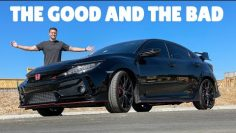 7,000 MILE REVIEW – Mio 2021 Civic Type R
