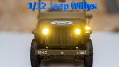 ROCHOBBY 1/12 Jeep Willys 1941 MB Unboxing and Review