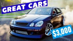 THE BEST FIRST CARS UNDER $3,000!