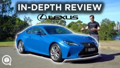 Lexus RC350 2021 Anmeld | A luxury car with SPORTS CAR DNA!