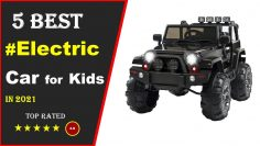 ✅ Top 5: Best Electric Car For Toddlers & Kids 2021 [Tested & Reviewed]