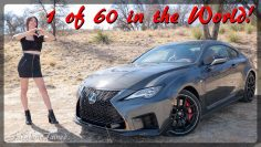 The FASTEST Lexus RC-F You Can Buy! // 2021 Fuji Speedway Review
