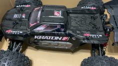 New R/C For The Channel! Kraton 8S EXB!!