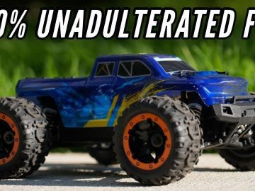 This Is What Fun Looks Like Miebely Fast RC Cars 4×4 Remote Control Truck Today I Feel Like