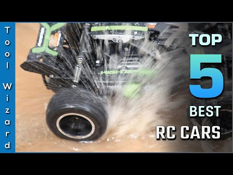 Top 5 Best RC Cars Review in 2021