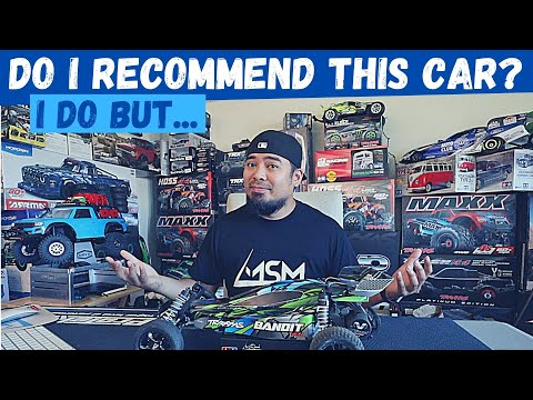 One of the Cheapest and Fastest RC Cars by Traxxas | The Traxxas Bandit VXL 3S