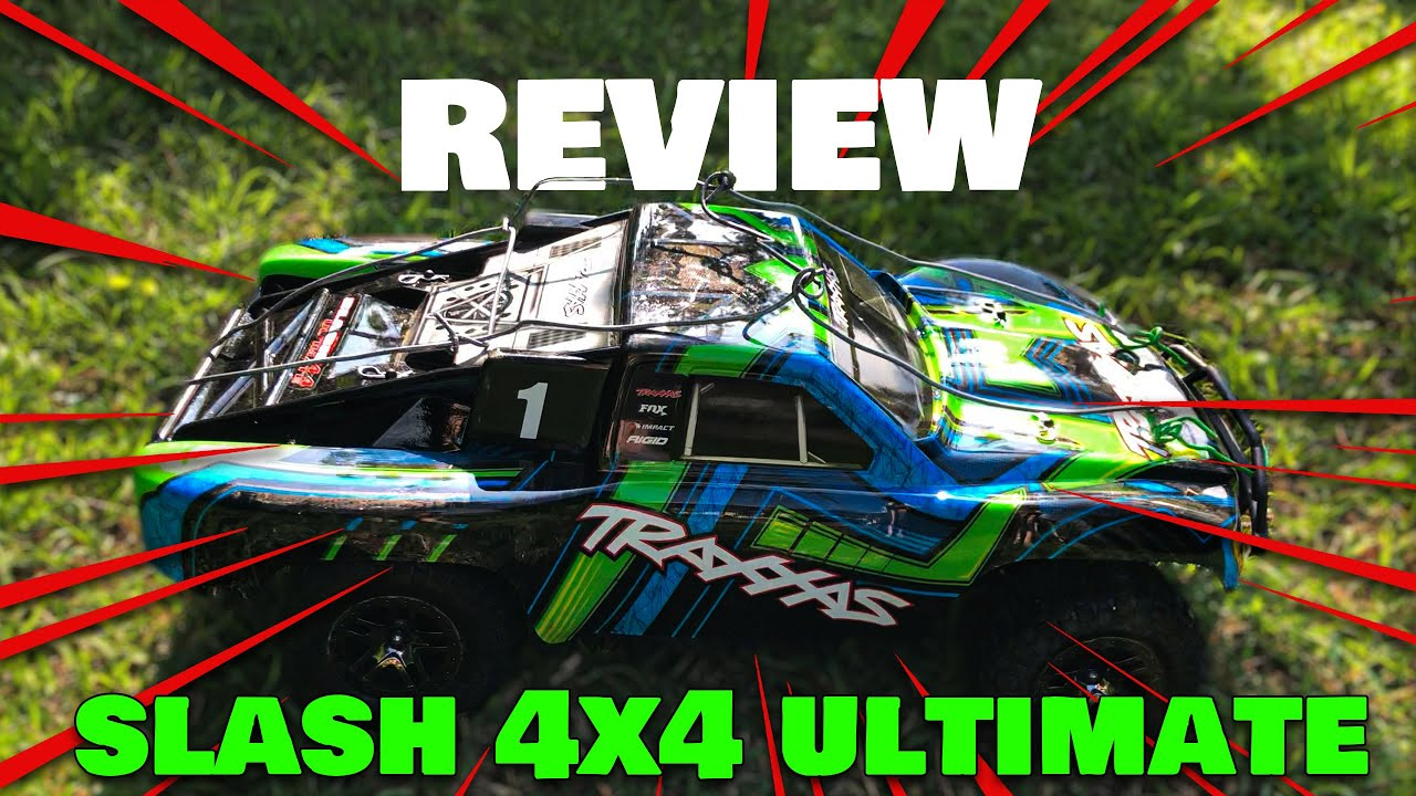 This is the BEST RC Car – Slash 4×4 Ultimate Review