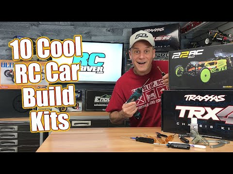 Want To Build An RC Car? Here's 10 Cool Kits We Love! | RC Driver