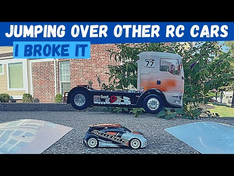 My New RC Cars I Bought CHEAP | Traxxas Ford GT Rally Team Associated Apex Tamiya Truck