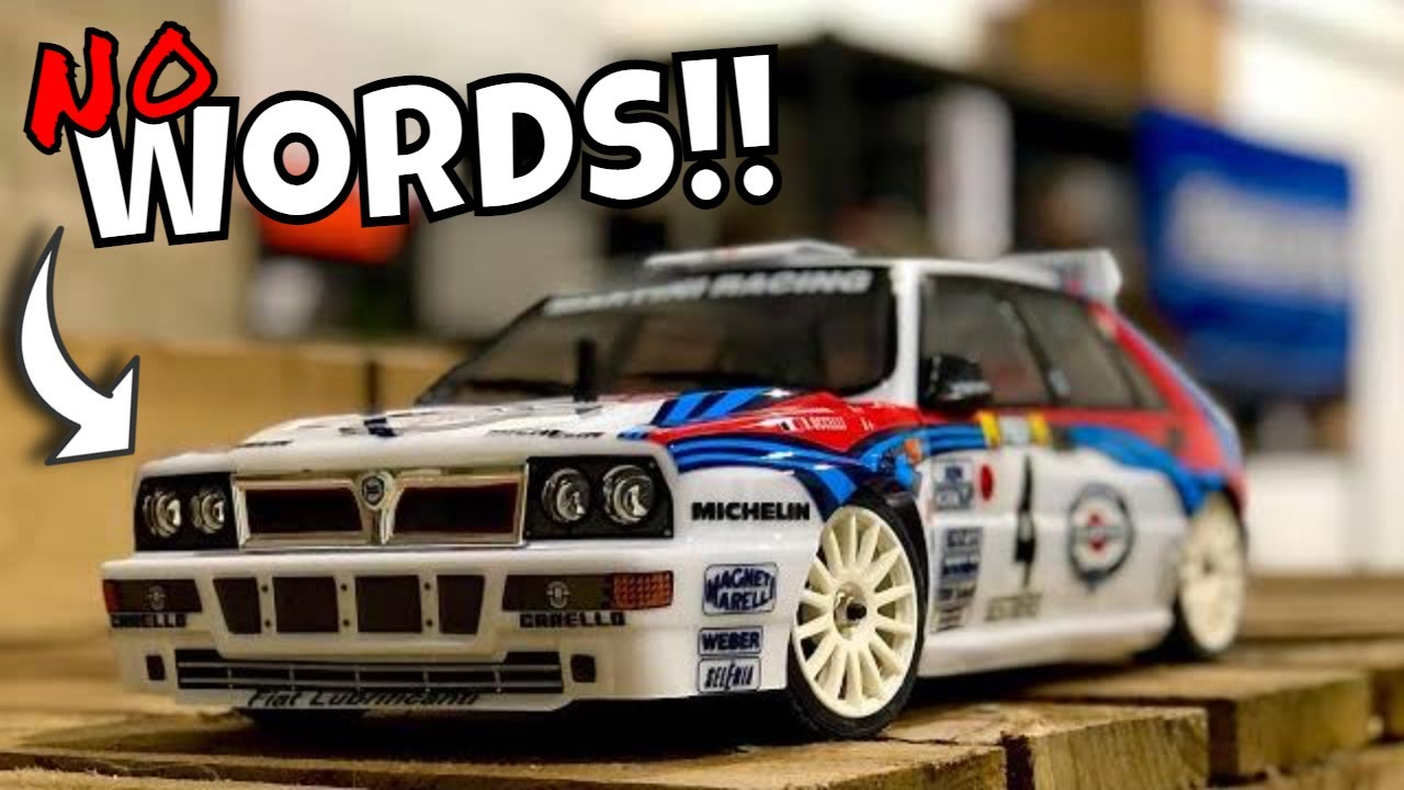 The Nicest 1/10 RC Rally Car I've Seen [FULL STOP!] – LC Racing PTG-2HK