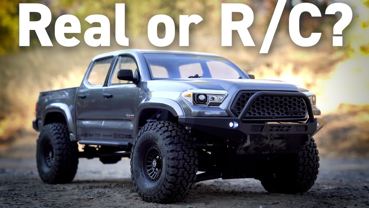 The Element R/C Knightrunner 4X4 Truck Review