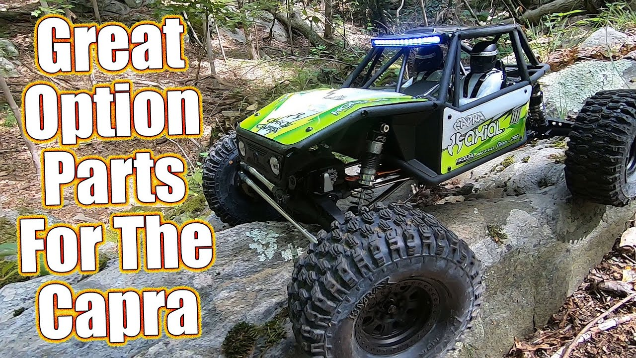 Better Crawlin' With Bolt-On Options! Axial Capra Revisit | RC Driver