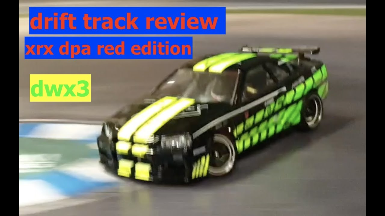 Garage RC presents …..DWX3 RWD DRIFT BATTLE  VS XRX RED EDITION  MINI RC CAR AND TRACK REVIEW