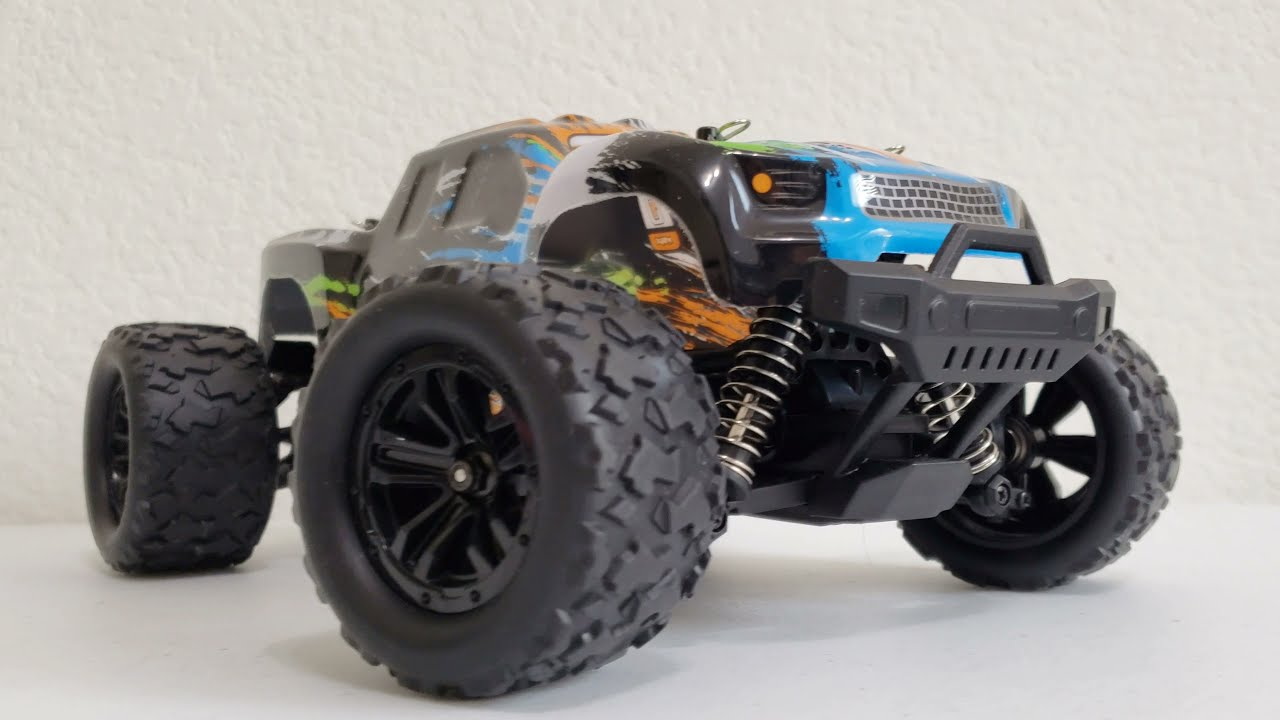 Bluejay Rc Truck. Fun for everyone!