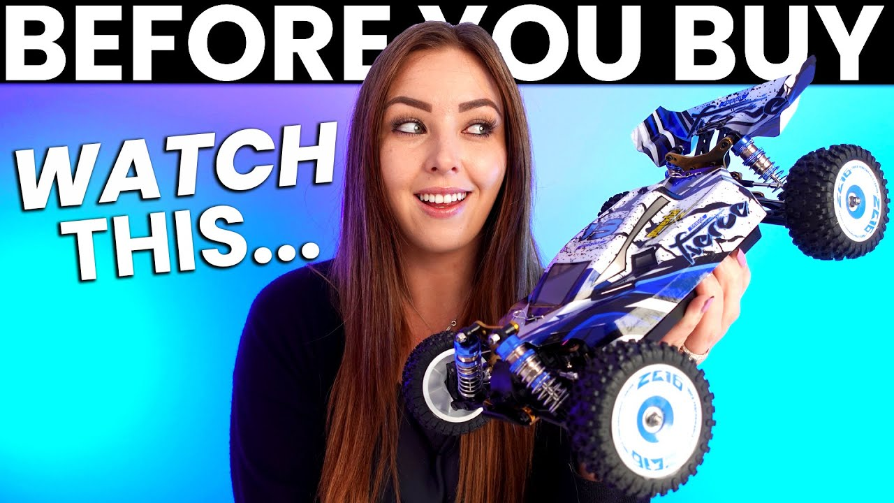 WLtoys 124017 — Their Best RC Car Yet? (FULL REVIEW)