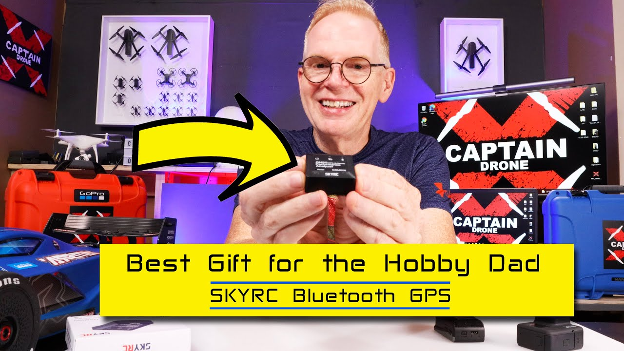 Best Christmas Gift for the RC Hobby Dad – SKYRC GPS Bluetooth – Review