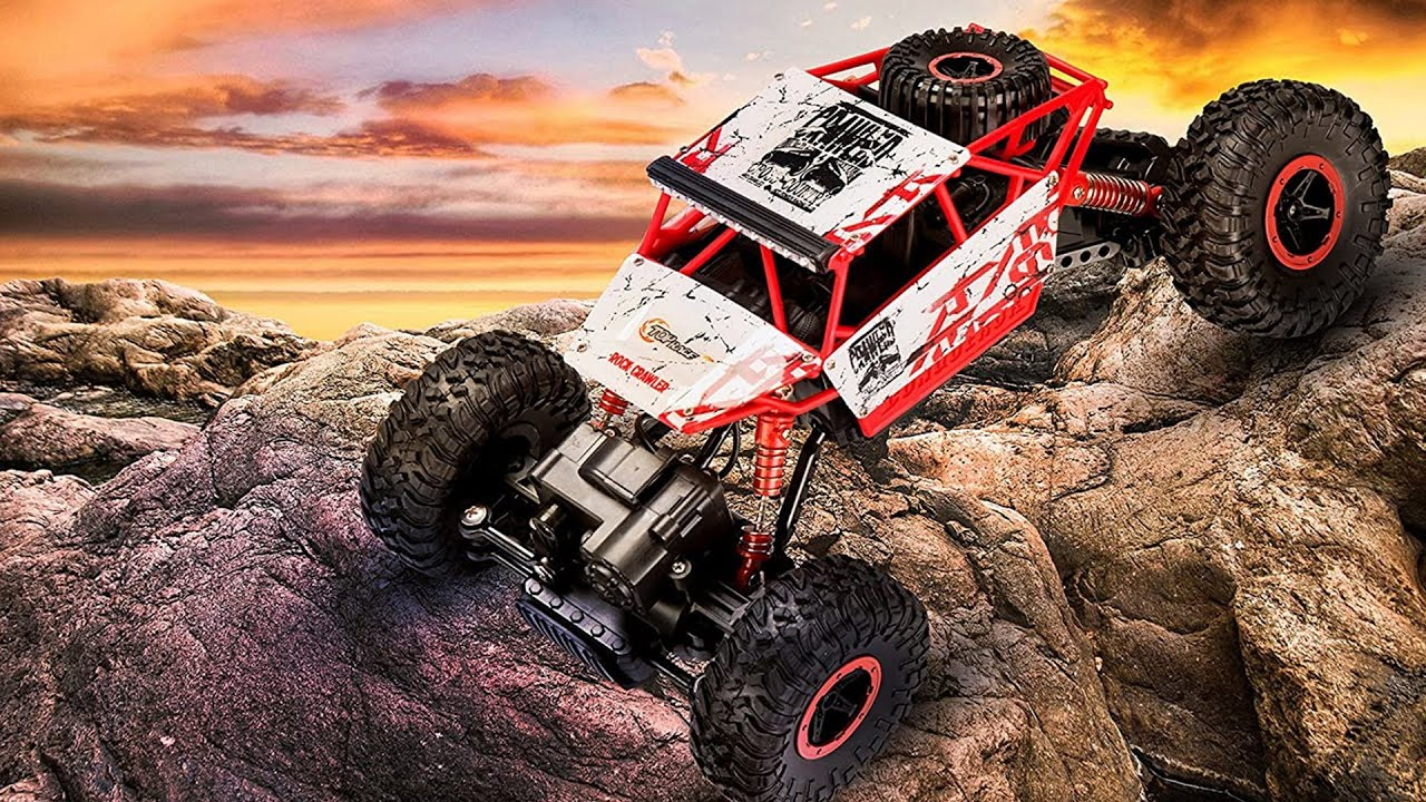 Best RC Trucks for Beginners Buying Guide – Top 5 Review [2021]