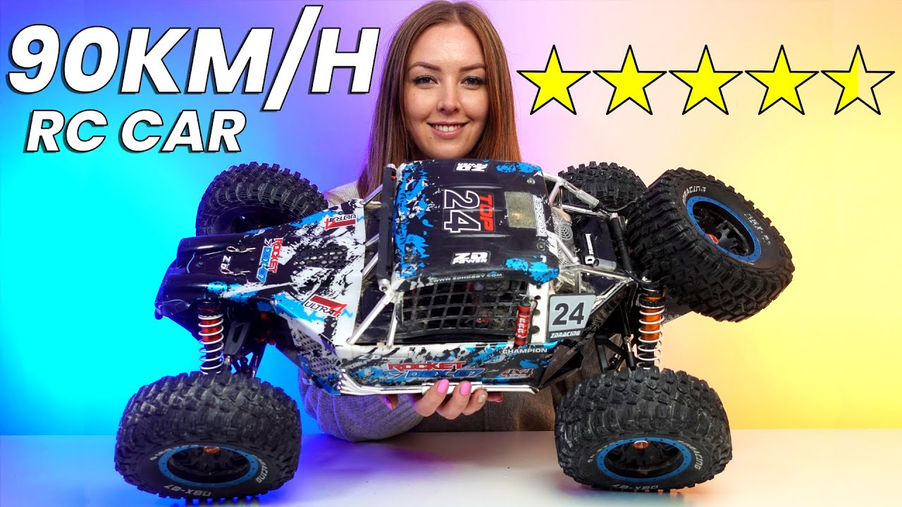 The BEST CHEAP RC CAR We've Reviewed All Year! ZD Racing DBX-07