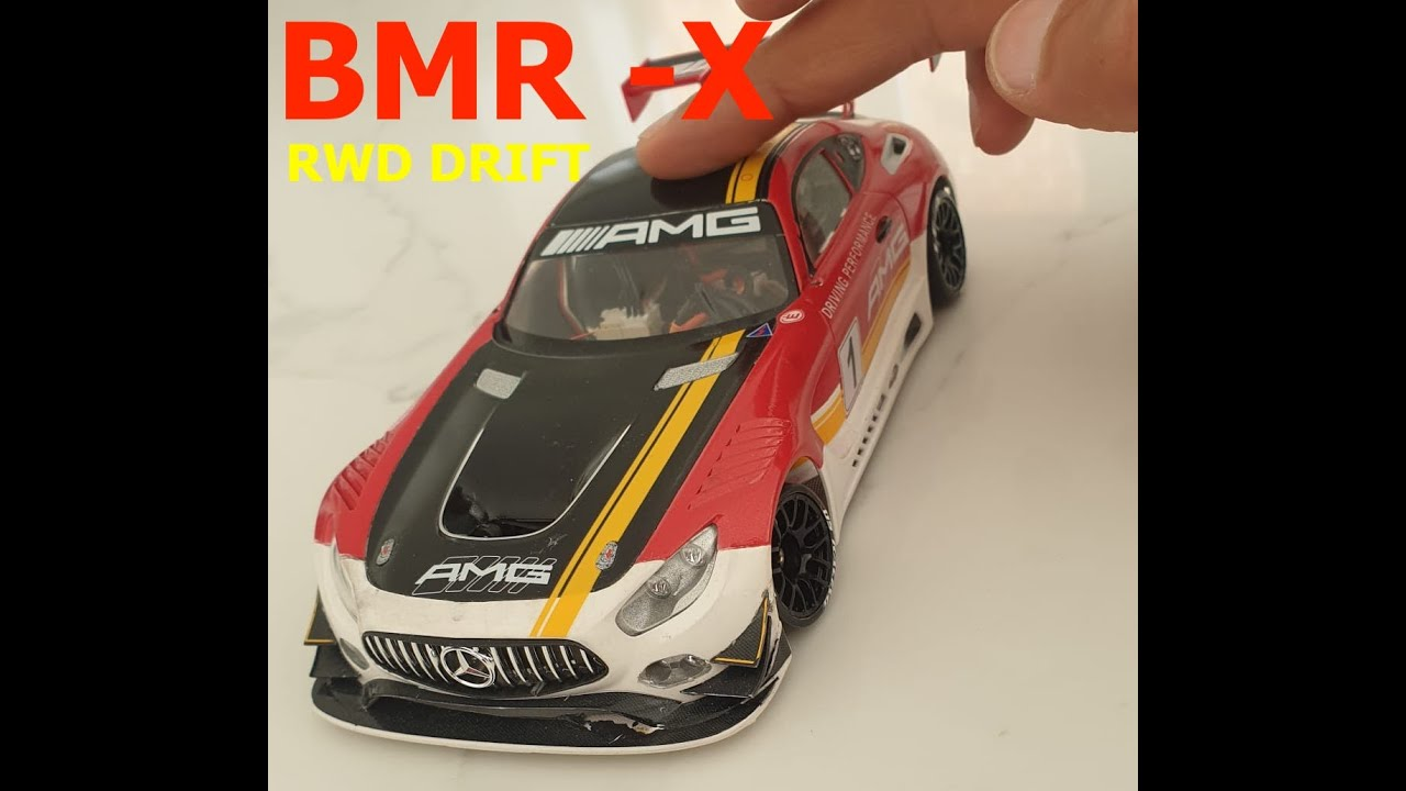 Garage RC presents …..BMR X 1/24 SCALE RWD  DRIFT  MINI RC CAR  REVIEW AND TEST DRIVE