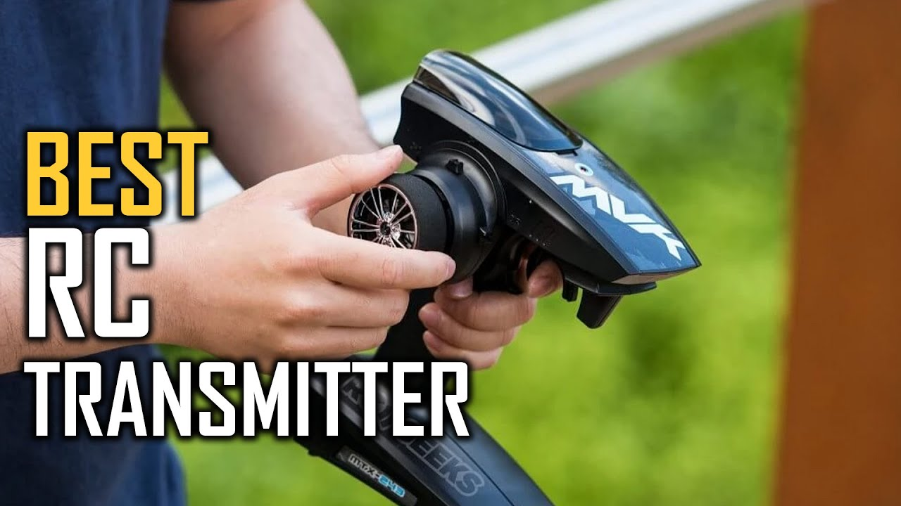 Best RC Transmitter Buying Guide- Top 6 Review [2021]
