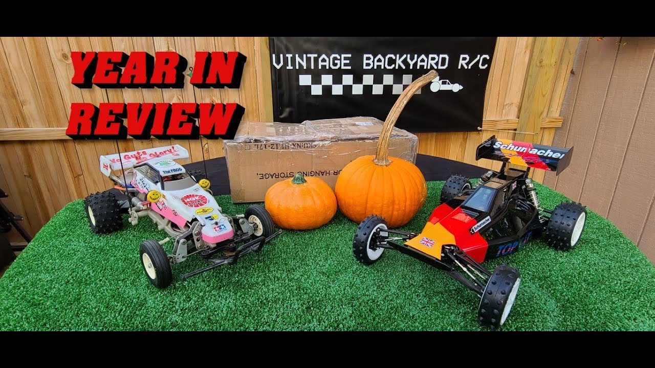Year in review, What's in the box mystery car unboxing w.o.t.b!