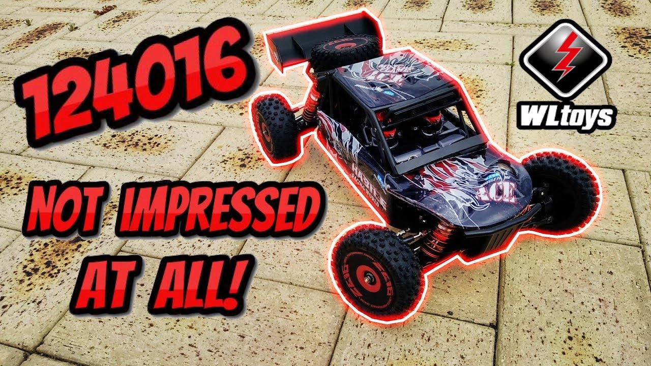 New WLToys 124016 Brushless Review | It's FAR from Good!