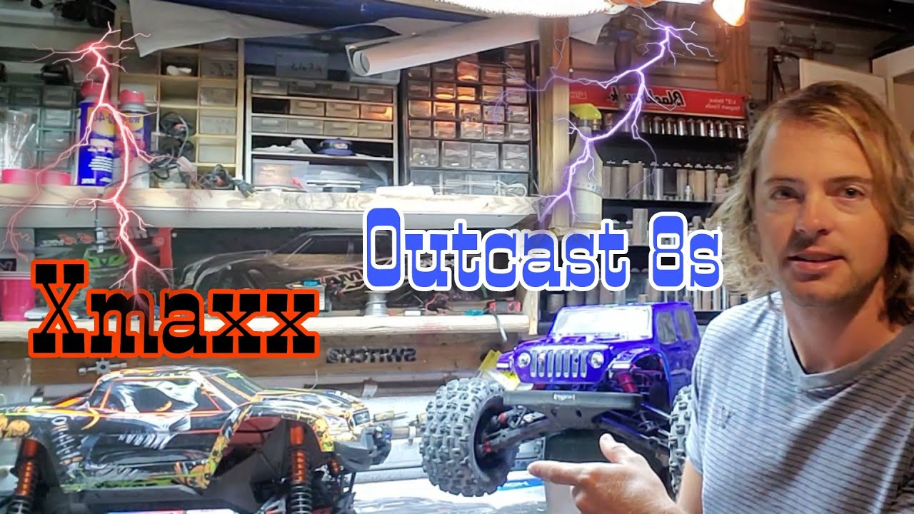 Xmaxx or Outcast 8s? Final thoughts and review.