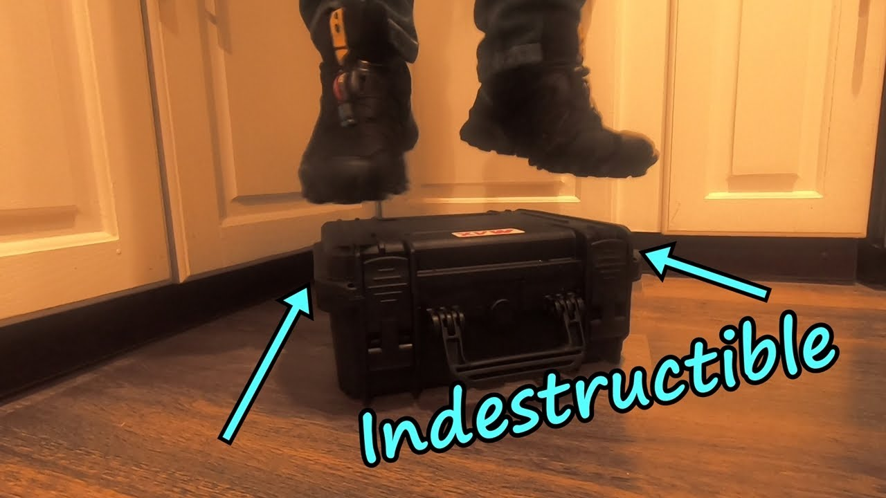 Worlds best RC transmitter case:  REVIEW
