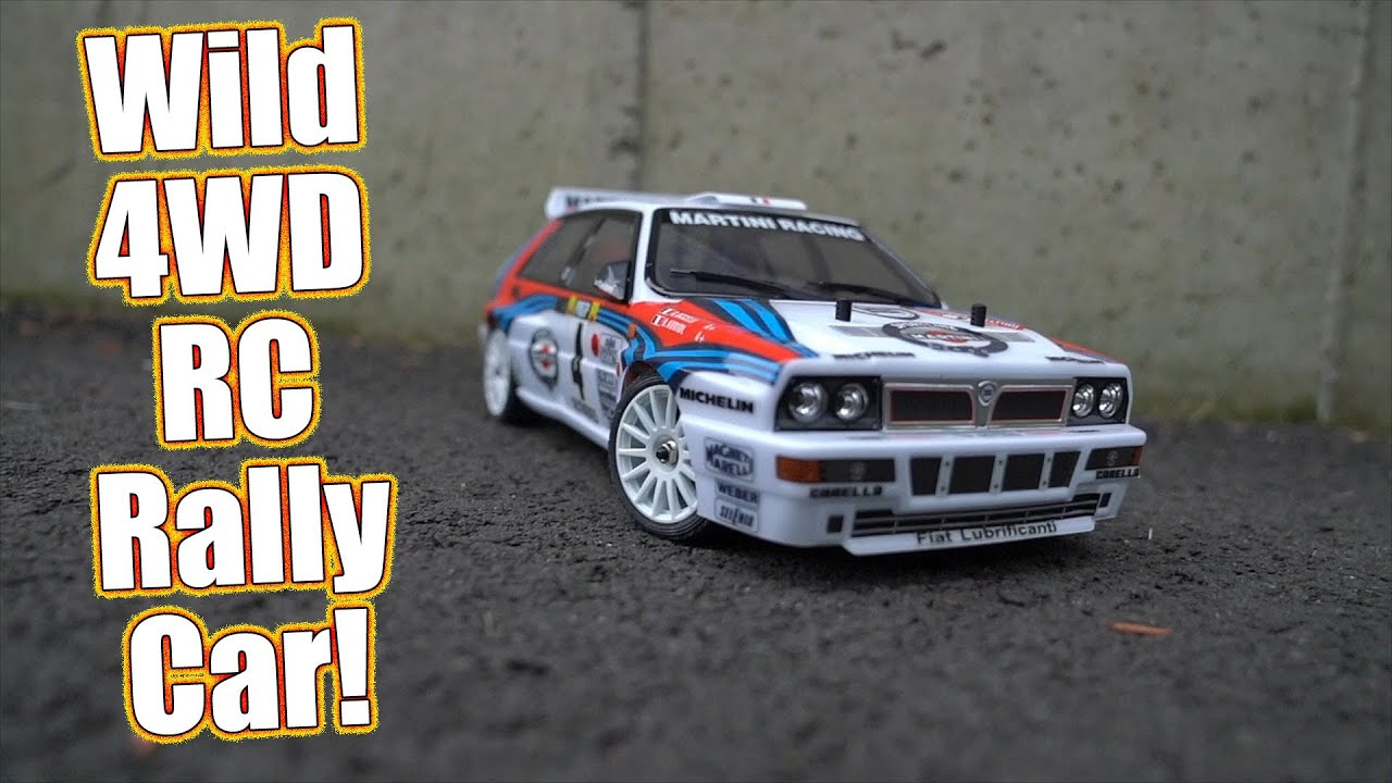 Intense 4WD RC Rally Car! LC Racing PTG-2 Rally Review   RC Driver