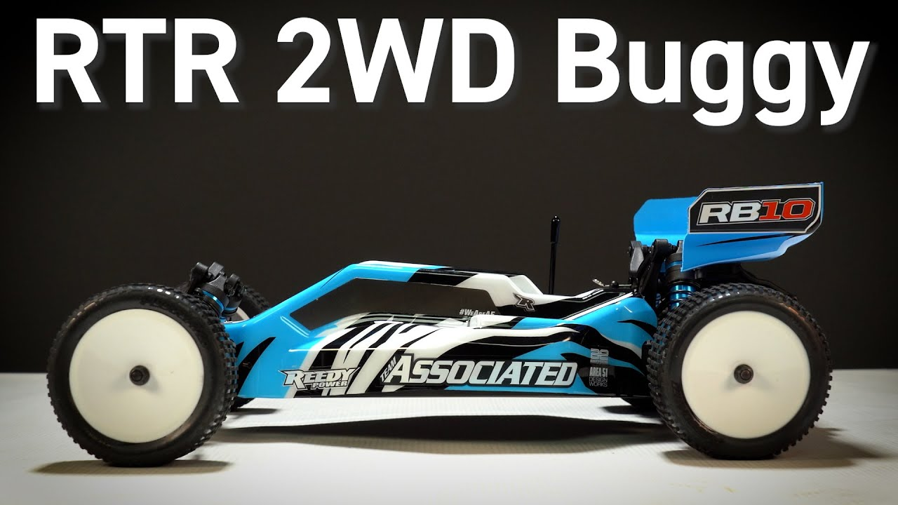 The RB10 2WD 1/10 Brushless Buggy Review